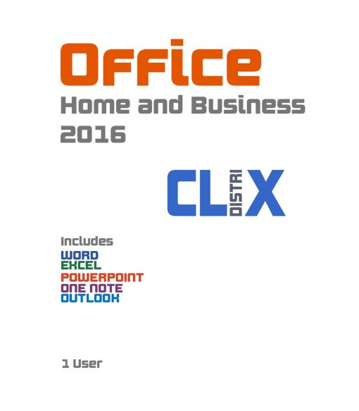 CLIX Office 2016 Home and Business